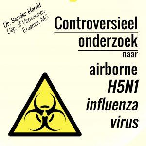 Poster debat viroscience vs bioterrorism
